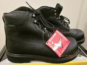 Steel Toe EH Waterproof Work Boot Size