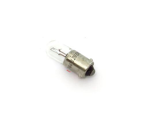 Super Mini Turn Signal Motorcycle Blinker Light Bulb - BA9S - 12V 4W