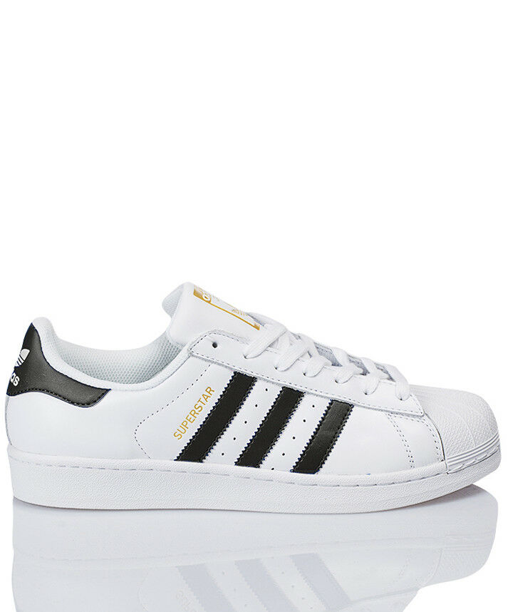 NEU Damen Superstar Adidas Superstar Damen Foundation ORIGINAL Sneaker Gr. 36 2/3-40 2/3 8cff34