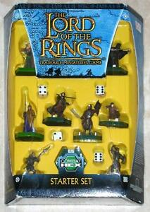 The Lord Of The Rings Tradeable Miniatures Game Combat Hex