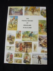 THE-POSTAL-HISTORY-OF-SWAZILAND-amp-ZULULAND-by-EDWARD-B-PROUD