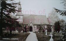 "PRINT 10"" X 7""  RAMSDELL CHURCH HAMPSHIRE c1920"