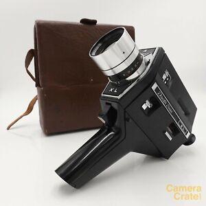 Bell-amp-Howell-1208XL-Director-Series-Super-8-Cine-Film-Camera-Working-S8-2517