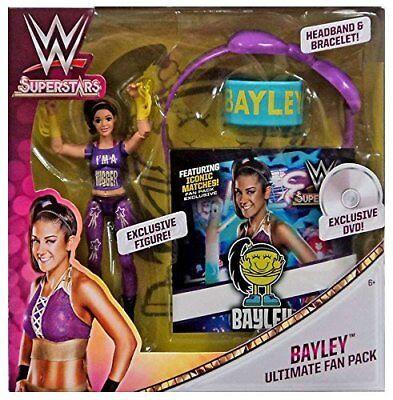 Bayley New WWE Superstars Diva Fan Pack Wrestling Figure Toy