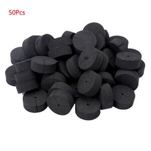 50 Clone Collar/_Neoprene Foam Insert W//8 Spoke for Garden Hydroponics Cloning US