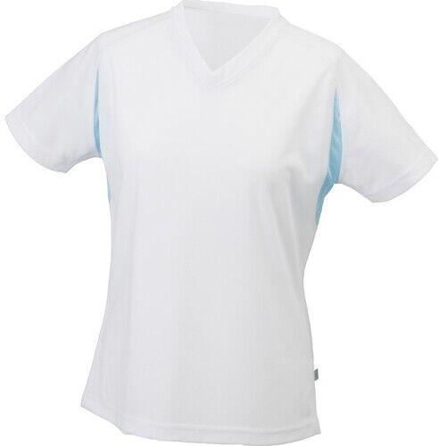 Donna lauftop T-shirt per fare jogging Camicia funzionali