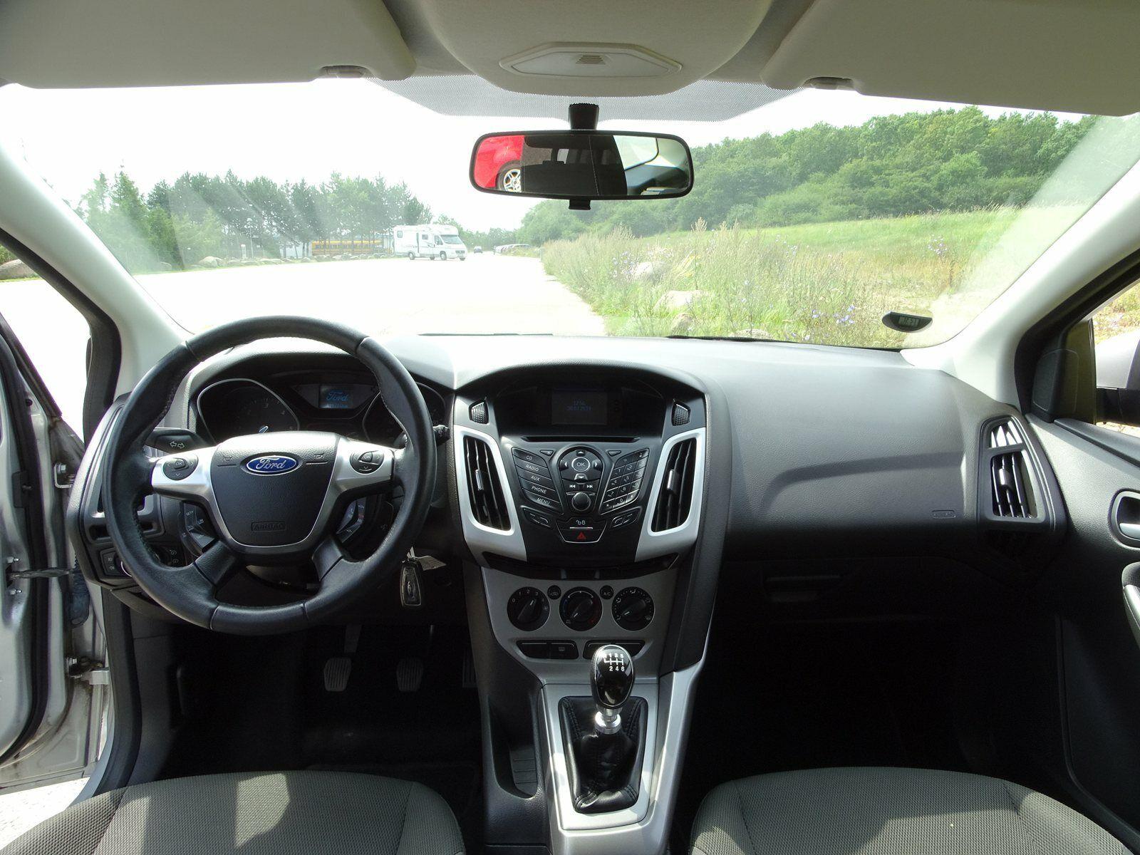Ford Focus 1,6 TDCi 115 Trend stc. - billede 8