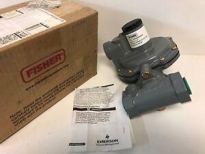 Details about NEW UNUSED IN BOX EMERSON FISHER GAS REGULATOR HSR-BDCAMYN