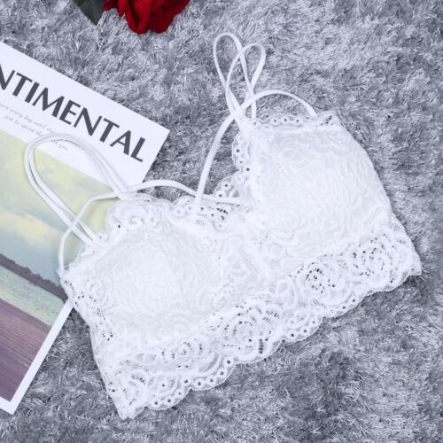 Nach oben Atmbar Halskette BH BrassiereName Floral BHs Bralette Unterwäsche