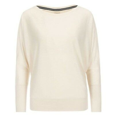 Coraggioso Super. Natural Kula Top Da Donna Merino T-shirt Bianca-mostra Il Titolo Originale Top Angurie
