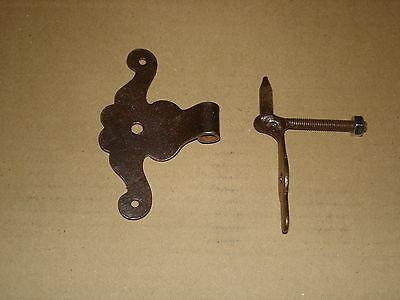 Antikbeschläge Schrankband für gefälzte Tür.