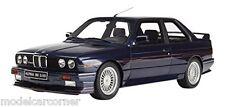 Modellauto 01:18 BMW M3 E30 Alpina B6 alpina blau metallic Otto