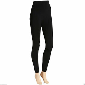 11c3b24594a18e Image is loading Womens-Winter-Thermal-Tights-Ladies-Thick-Fleece-Lined-
