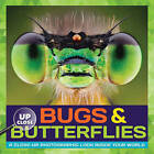Bugs & Butterflies: A Close-Up Photographic Look Inside Your World by Heidi Fiedler (Hardback, 2015)