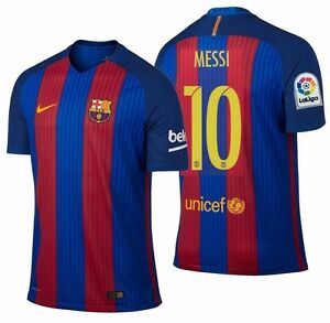 11a672491 Image is loading NIKE-LIONEL-MESSI-FC-BARCELONA-AUTHENTIC-VAPOR-MATCH-