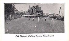 Broadstairs. Pat Regan's Putting Green. Golf.