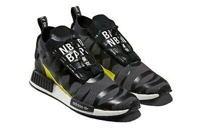 Adidas NMD TS1 Bape x Neighborhood Size