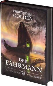 Christopher Golden - Der Fährmann (Buchheim Verlag) - Borsdorf, Deutschland - Christopher Golden - Der Fährmann (Buchheim Verlag) - Borsdorf, Deutschland