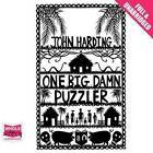 One Big Damn Puzzler by John Harding Compact Disc Book