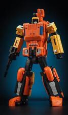 Transformers Unique Toys UT Y-03 Sworder Triple Changer G1 Sandstorm in USA!