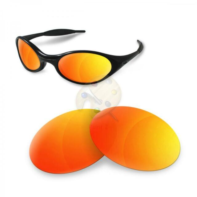 68c8e1807c1 Fit See Polarized Replacement Lenses for Oakley Eye Jacket 1.0 ( Fire  Iridium )