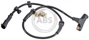 ABS 31446 Sensor Raddrehzahl ABS-Sensor Drehzahlfühler
