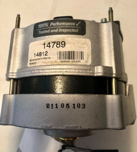 Duralast Remanufactured Alternator 14789 Compatible With BMW for sale  online | eBay