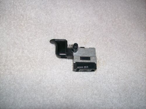 20 Trigger On  Off With Lock 4 Amp 125 Volt NOS Power Tool Switch