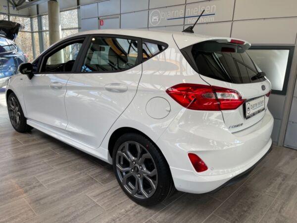 Ford Fiesta 1,0 EcoBoost mHEV ST-Line - billede 2