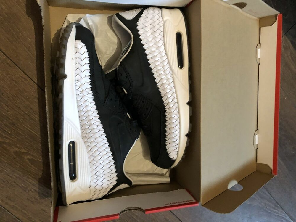 Nike Air Max 90 tissé. UK 8-