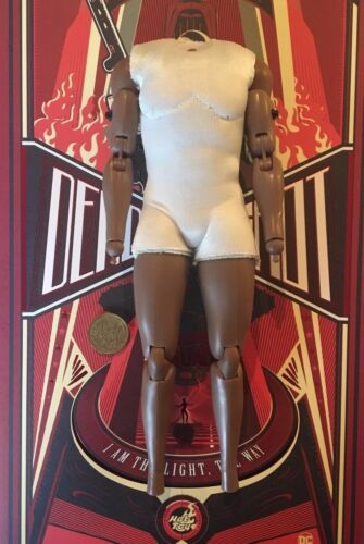 Hot Toys Suicide Squad Deadshot Padded Nude Body loose 1//6th scale