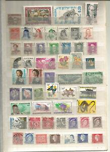 BEST NEEWS.beau mélange de timbres ITALIE+BRESIL+CANADA etcc 3 scans