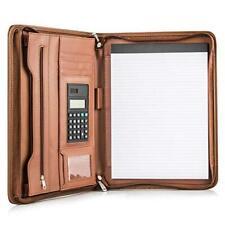 Cossini Premium Business Portfolio With Zipper Padfolio Superior Business