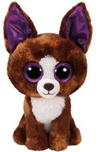 Bien Informé Ty Beanie Boos Chihuahua - 15 Cm + Cadeau Sac-en Fr-fr Afficher Le Titre D'origine Forme éLéGante