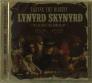 Lynyrd-Skynyrd-Taking-the-Biscuit-NUOVO-CD