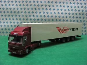 Camion-Iveco-Eurotech-2-Ejes-Balancin-Furgoneta-034-Viezzer-034-1-43-Old-Cars-Auscam