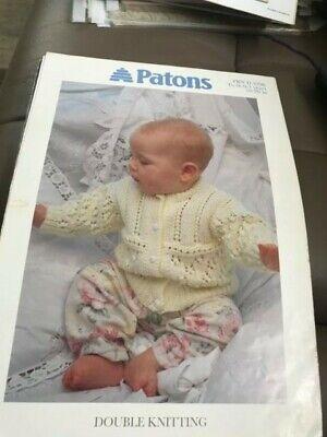 Patons Double Knitting Pattern 5296 | eBay