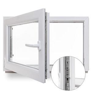 Kellerfenster-Kunststoff-Fenster-2-Fach-Verglasung-Dreh-Kipp-ANGEBOT-LAGERWARE