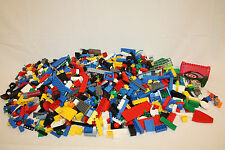 Lego System Freestyle Limited Edition Mini Figures Building Set 7 lb Mixed Lot