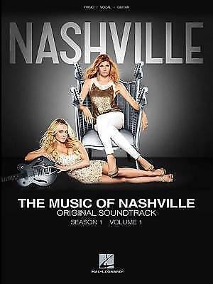 1 of 1 - The Music of Nashville: Season 1: Volume 1 by Hal Leonard Corporation...