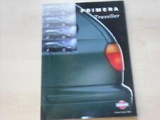 53528) Nissan Primera Travller Prospekt 04/1998