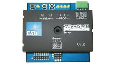 ESU 51822 SwitchPilot Servo V2.0 4-ports Servodecoder DCC/MM RailCom
