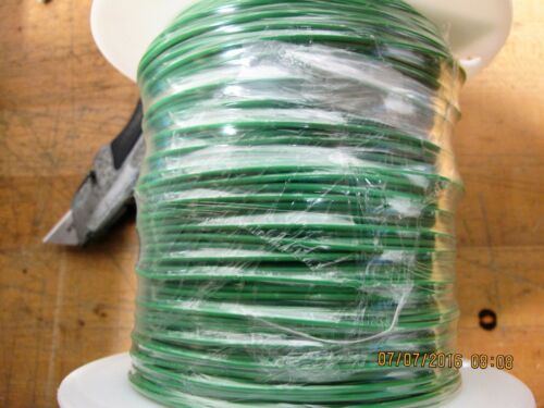 Up Wire BB32 500' AWG-16 Green Stranded One Conductor 600 Volt Military  Hook