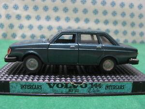 Vintage - Volvo 244 Dl Berline 1/43 Nacoral S.Aref.124