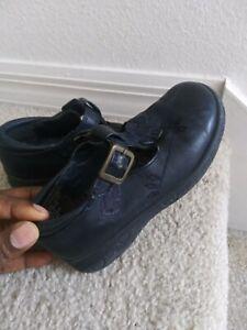 Girls School Shoes Dark Navy Mary Janes Mary Janes School Shoes Leather School Shoes