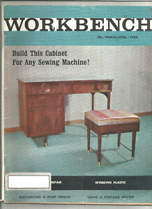 Workbench-March-April-1965-Portable-Router-Pump-Organ-Working-Plastic-more