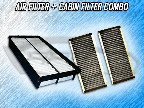 AIR FILTER CABIN FILTER COMBO FOR 2003 2004 2005 2006 MAZDA MPV