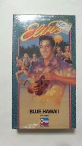 New-Never-played-Blue-Hawaii-Elvis-Presley-VHS-Movie-video-1961
