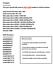 Om642 Mercedes Colector Admisión Swirl Runner Biela Diesel 3.0L V6 Junta