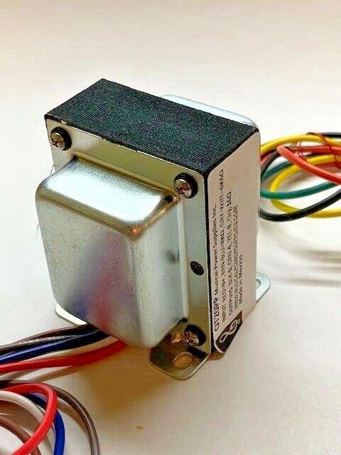 Basler Tube Amp Output Transformer 2200 Ohms Ct To 4 8 16